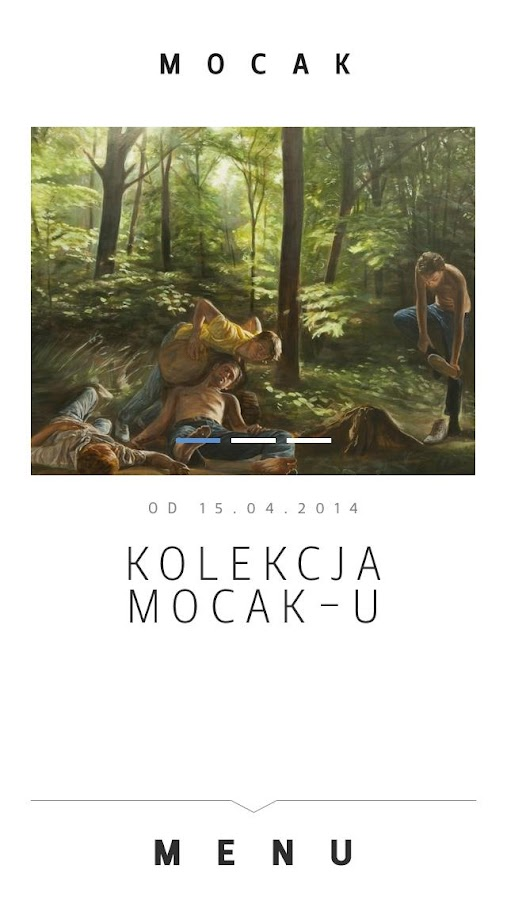 MOCAK- screenshot