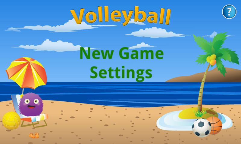 Volleyball Free - screenshot