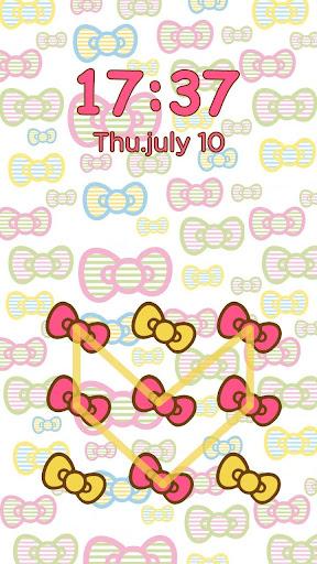 粉色的爱--DIY锁屏主题