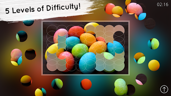 Venn Easter: Circle Jigsaw- screenshot thumbnail