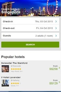 Singapore Hotel Booking 80 OFF