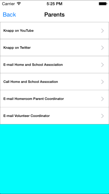 Knapp Elementary- screenshot