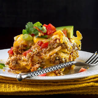 Mexican Taco Casserole.
