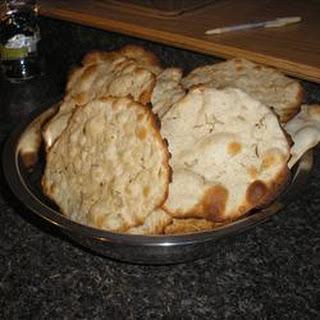 Lavash Cracker Bread.
