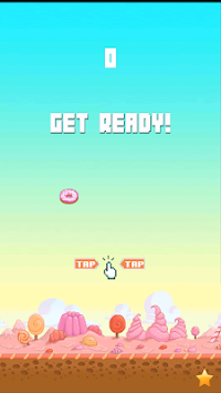 Flappy Donut apk screenshot