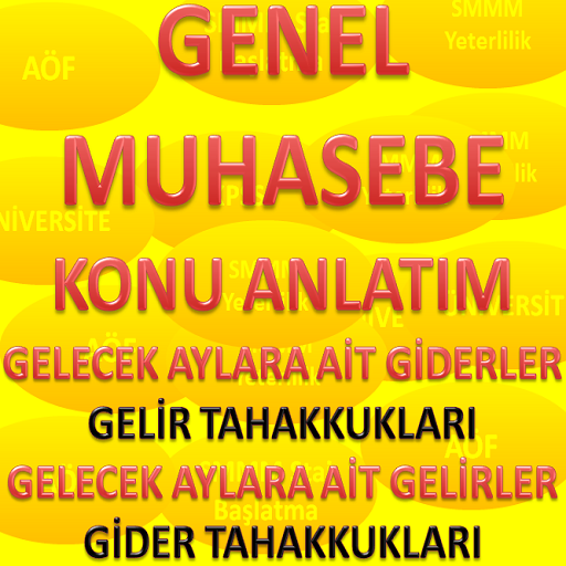 GENEL MUHASEBE TAHAKKUK HS