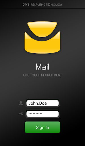 OTYS Mail app