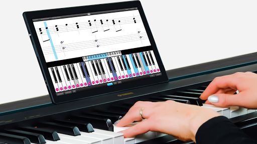 Piano - Learn Lessons Practice