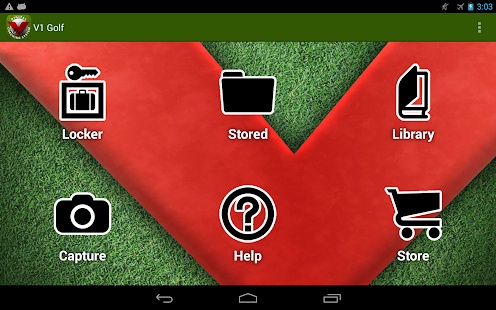 V1 Golf for Android - screenshot thumbnail