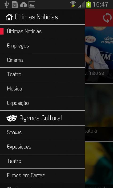 iBahia - screenshot