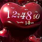 Heart Choco LWP Trial icon