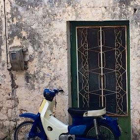 Little Blue by Lyzet du Preez - Instagram & Mobile iPhone