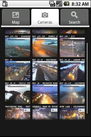 UK Traffic Cameras 3.1.1 screenshot 1094210
