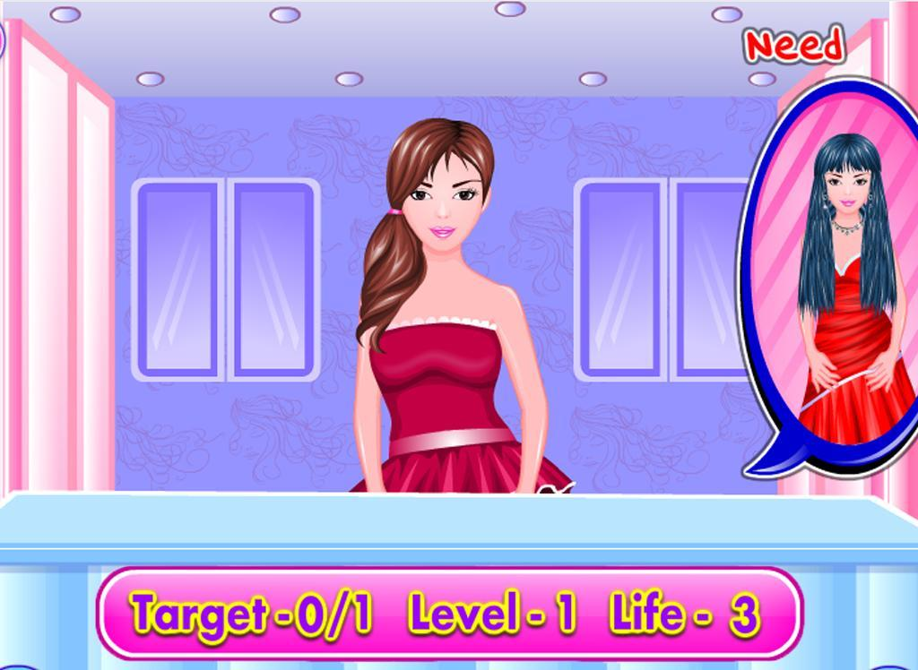 free girl games to play online hair