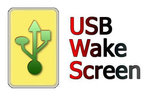 USB Wake Screen- screenshot
