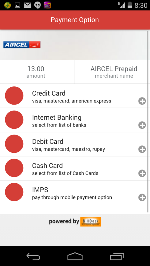 how to order a debit card through netbank app