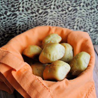 Quick and Easy Yeast Rolls