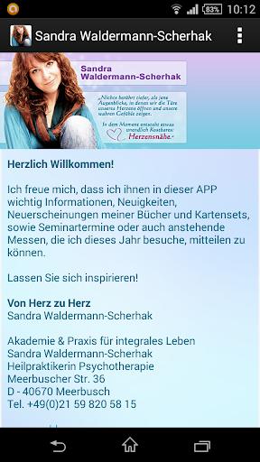 Sandra Waldermann Scherhak