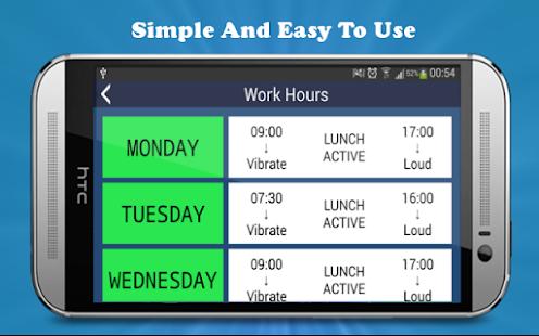 I'm @ Work Trial Ringer Volume - screenshot thumbnail