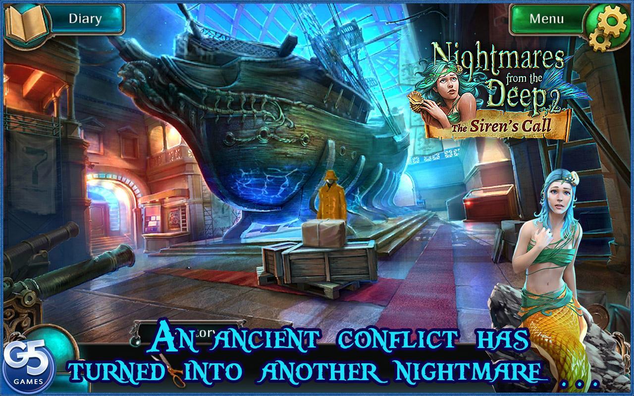 Nightmares from the Deep® 2 screenshot #6
