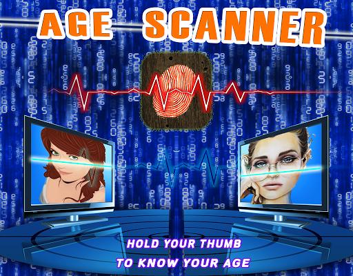 Age Scanner 2015 Prank
