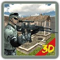 Commando Action 3D icon