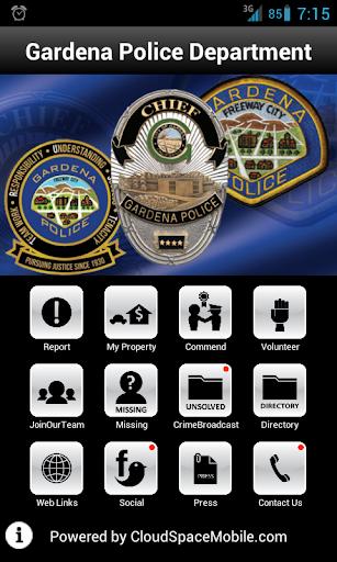 Gardena Police Department
