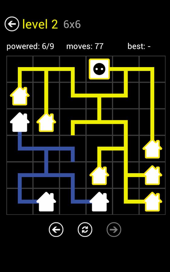 Flow Electric Free - screenshot