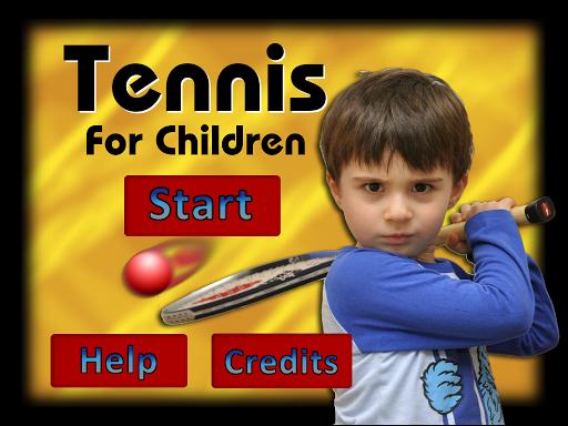 Tennis For Children