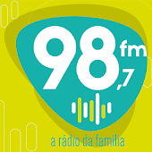 Rádio 98 FM Nova Serrana MG