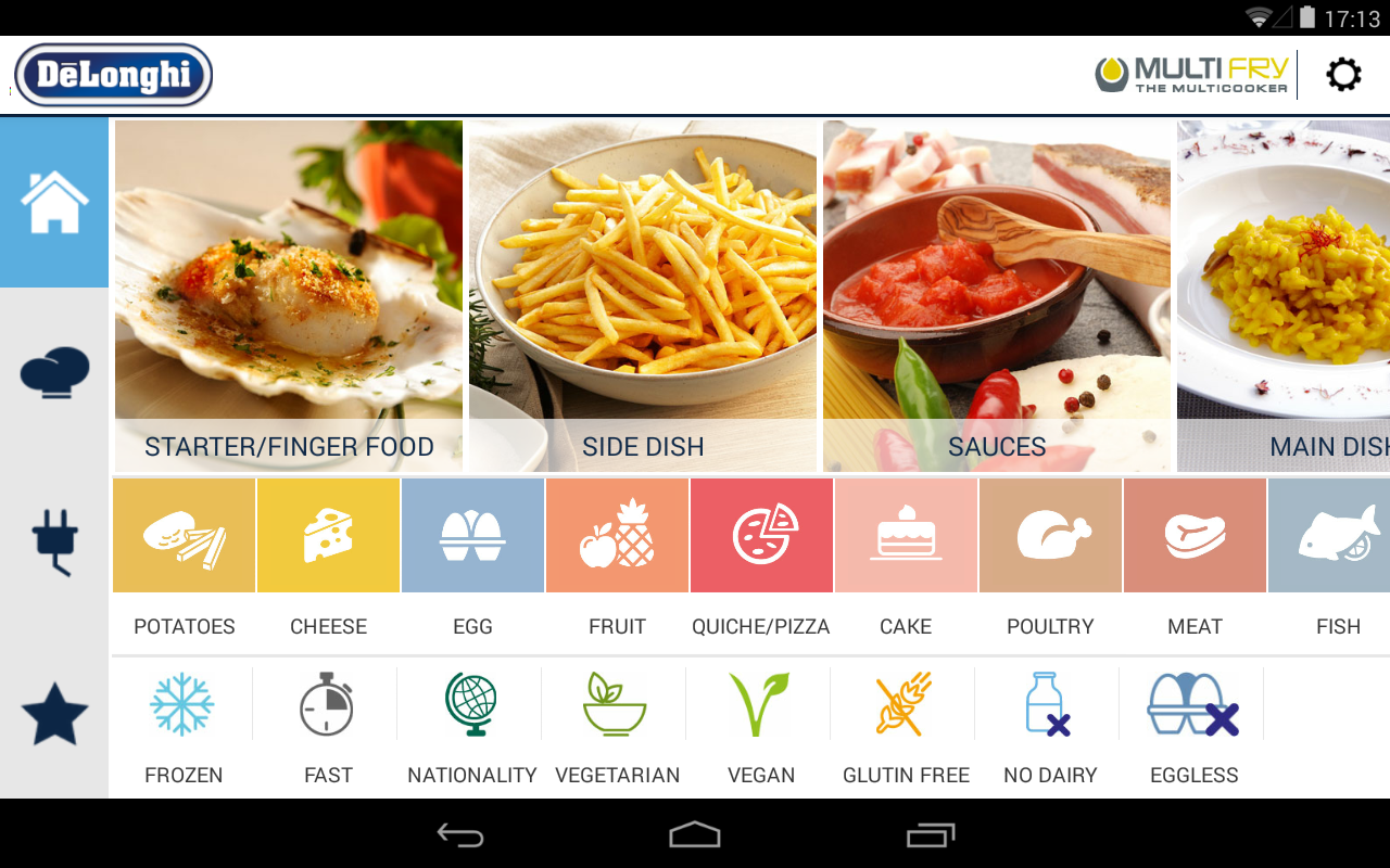 Delonghi recipe book android apps on google play delonghi recipe book screenshot forumfinder Image collections