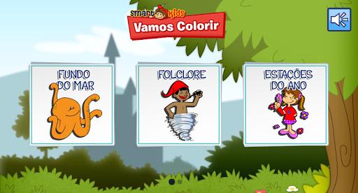 Vamos Colorir Smartkids 1.2 screenshots 1