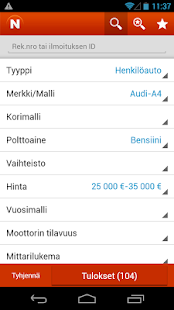 Nettiauto - screenshot thumbnail