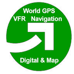 VFR GPS Airplane Navigation 1.93 (Paid)