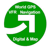 VFR GPS Airplane Navigation