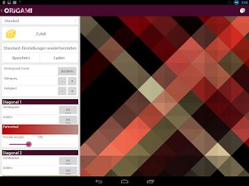 Origami Live Wallpaper Screenshot 12