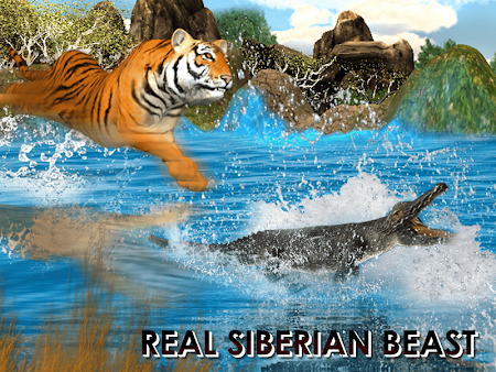 Wild Tiger Jungle Hunt 3D 1.7 screenshot 69914
