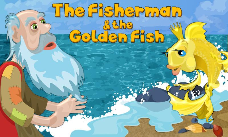 The Fisherman amp Golden Fish Android Apps On Google Play