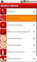 Screenshot of Medico Dental