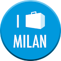 Milan Travel Guide & Map icon