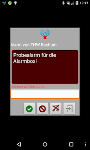 Alarmbox Screenshot