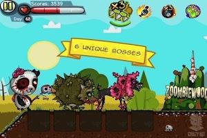 Screenshot of Zoombie Digger
