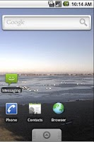 Screenshot of WebLiveWallpaper BETA