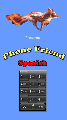Phone Friend - Spanish