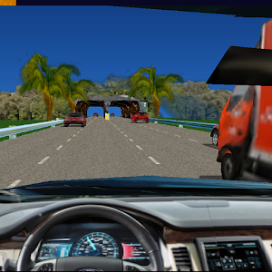 Traffic Racer Cockpit 3D for PC and MAC