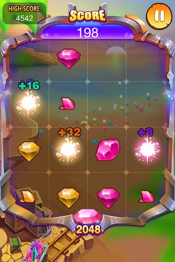 宝石2048