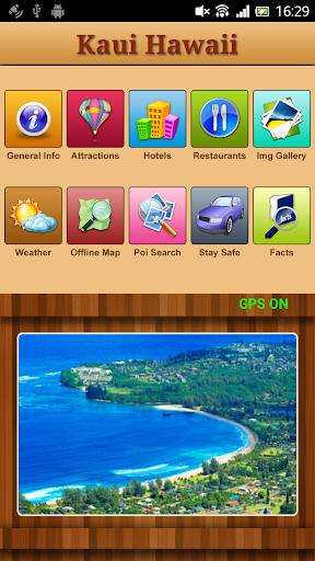 Kauai - Hawaii Offline Guide