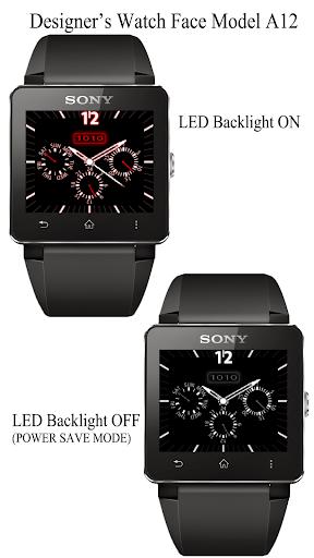 A12 WatchFace for SmartWatch2