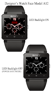 玩生活App|A12 WatchFace for SmartWatch2免費|APP試玩