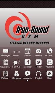 Iron-Bound Gym- screenshot thumbnail
